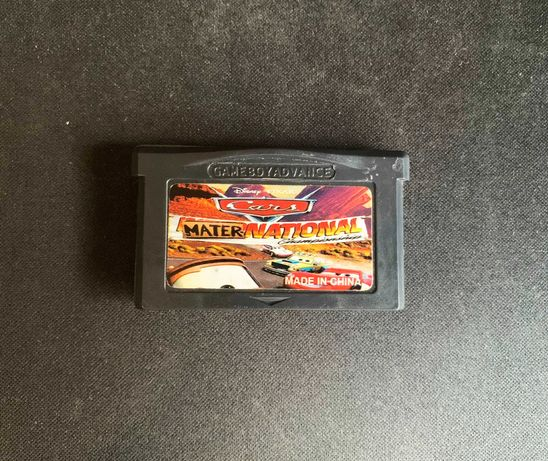 Cars Mater-National Championship Gameboy Advance