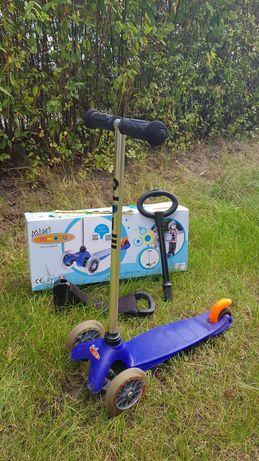 Mini Micro Baby Seat 3w1 - jeździk i hulajnoga dla dzieci