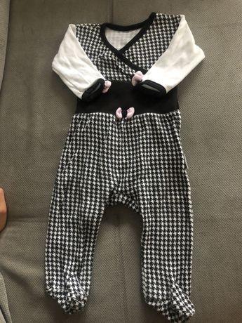 Ubranka dziewczynka 62
