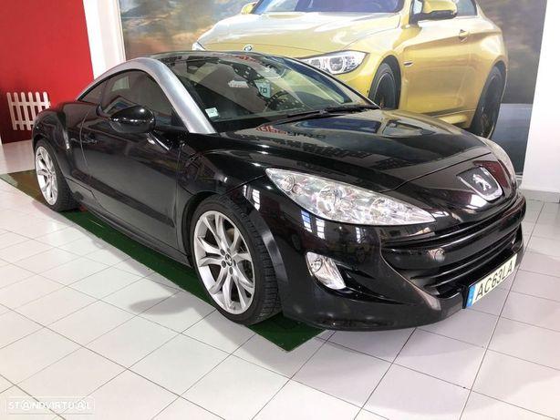 Peugeot RCZ 1.6 THP SE Black Yearling