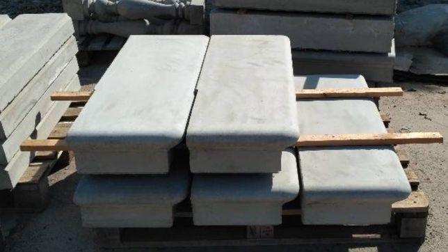 Ступени бетонные декоративные
