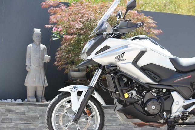 Honda NC750x com garantia Honda