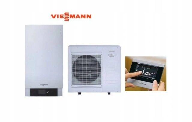 Pompa ciepła Viessmann vitocal 100-s B04 A7/W35 6kW