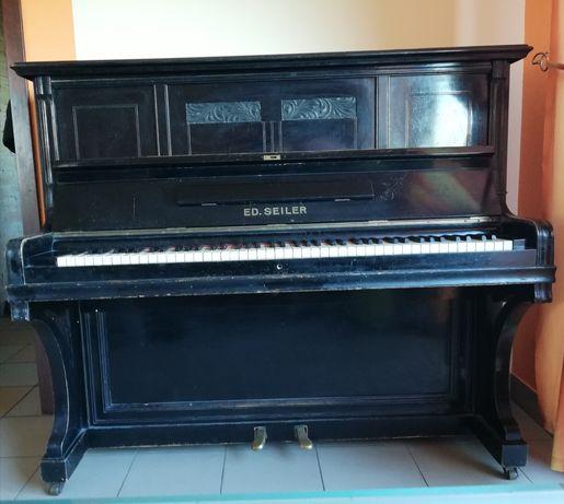 Pianino ED SEILER z 1912 roku