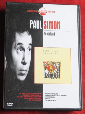 Paul Simon*Graceland/DVD