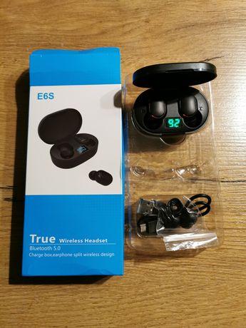 Słuchawki bezprzewodowe nowe!!