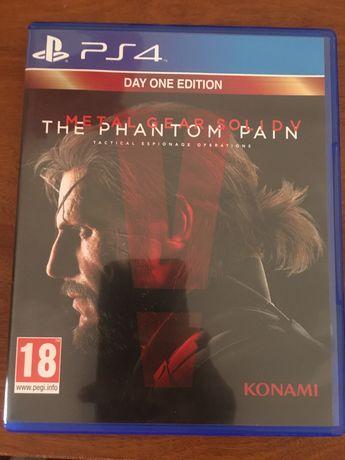 MGS The Phantom Pain - PS4