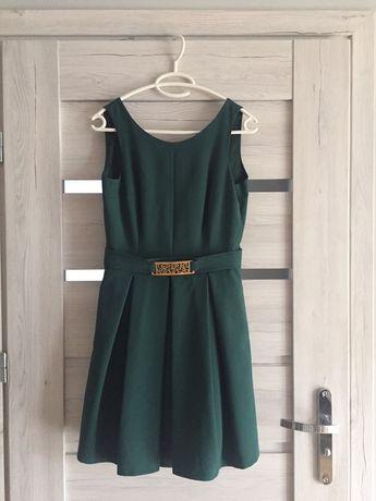 Elegancka sukienka balowa