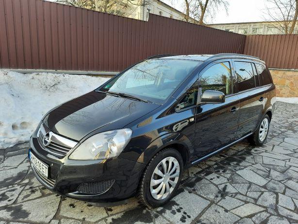 Opel Zafira 12р., 7 місць