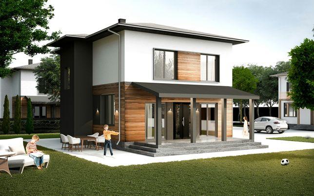 Дизайнерский дом для всей семьи
