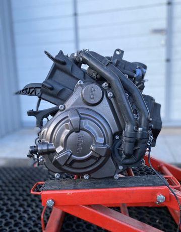Блок двигателя Yamaha MT07 2016 год мотор