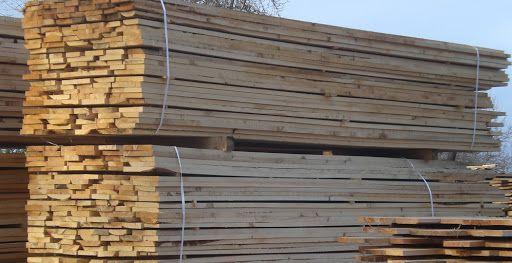 Deski szalunkowe, Drewno Konstrukcyjne