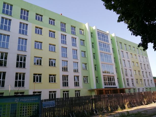 Продаж 1-кiмнатнi, та 2-кiмнатнi квартири вiд забудовника в м. Ромни