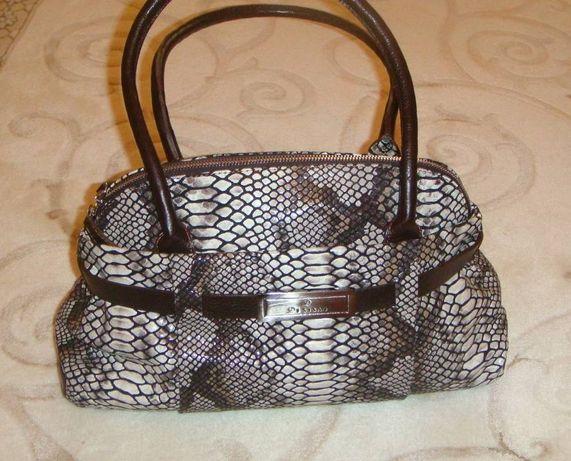 Новая! Кожаная сумка