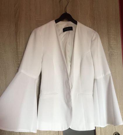 Biały żakiet / marynarka Mohito - rozm 32