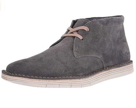 Ботинки мужские Clarks, размер 49