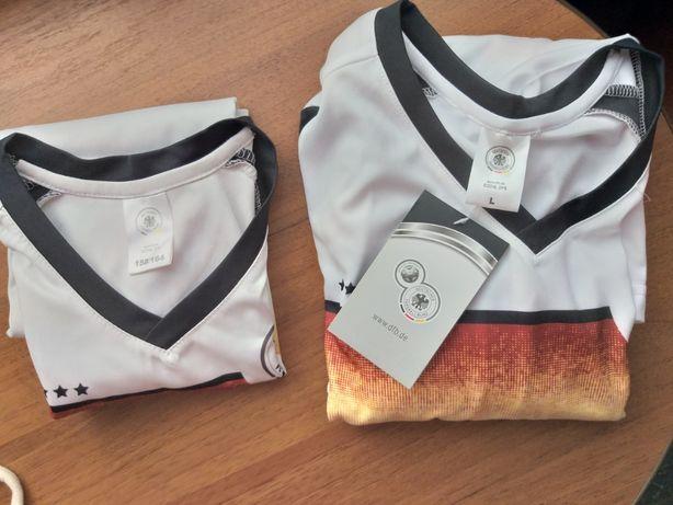 футболки для спорту, футболу з Німеччини
