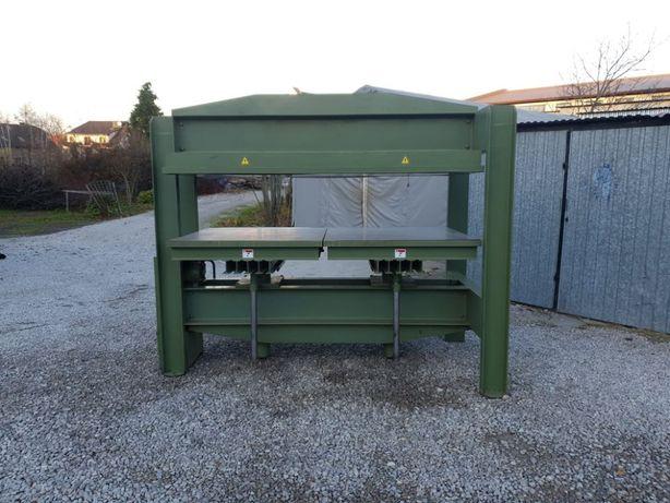 Prasa Półkowa hydrauliczna SIPA 2x 112 cm