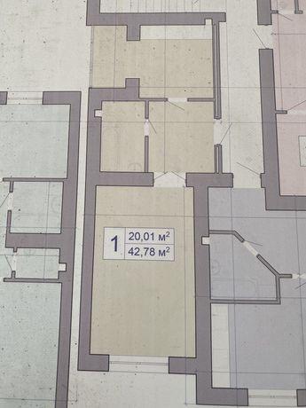 Продам 1 кімнатну квартиру