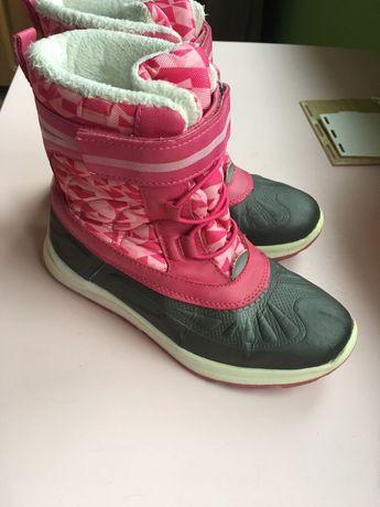 Зимове взуття для дівчинки 32 р
