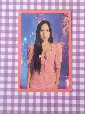Mina preorder twice taste of love in love ver kpop jyp karta tol karty