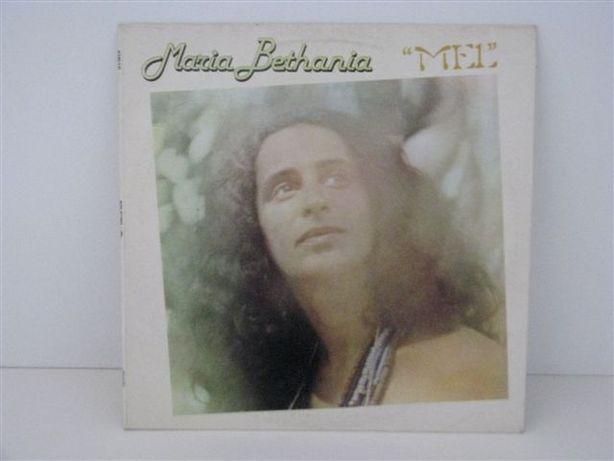 Vendo Vinil LP da Maria Bethânia - Mel
