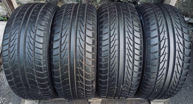 Semperit 205/55r15 лето резина шины б/у склад