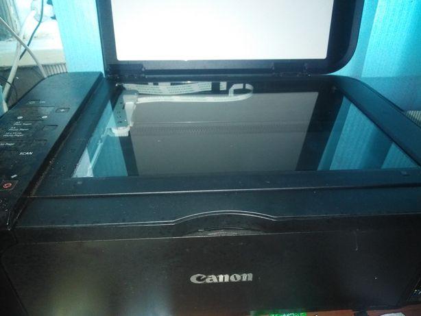 Принтер, сканер, ксерокс Canon