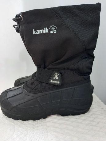 Kamik ботинки сапоги черевики чоботи 33 - 34 р.