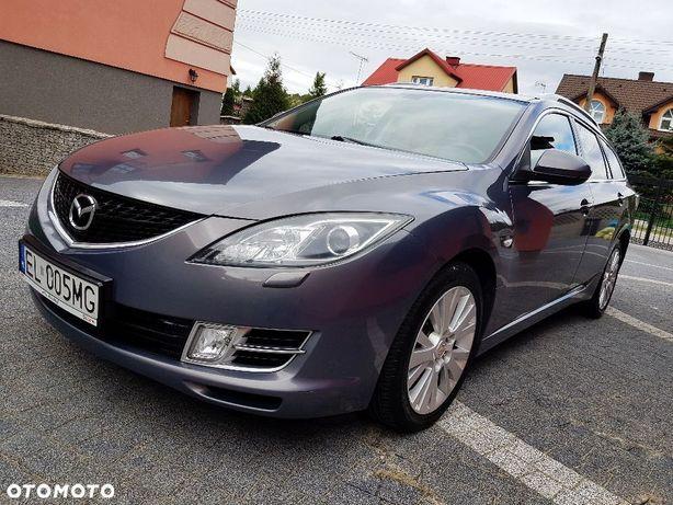 Mazda 6 2.0 140KM, Salon Polska, Ładny Zadbany Stan