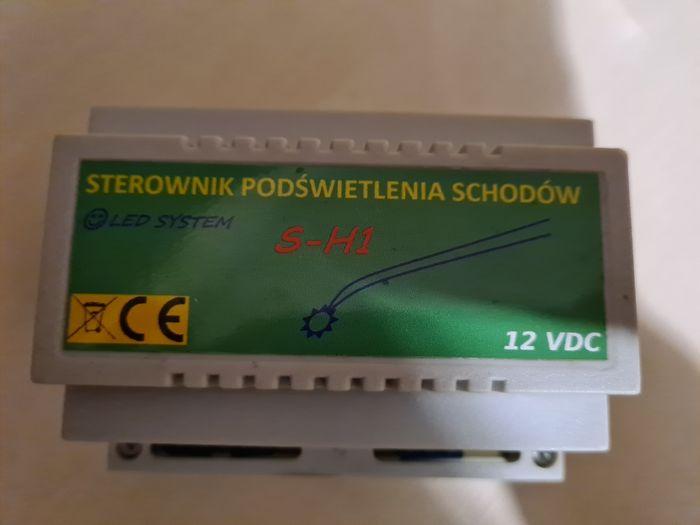 Sterowniki oświetlenia schodów S-H1 Białystok - image 1