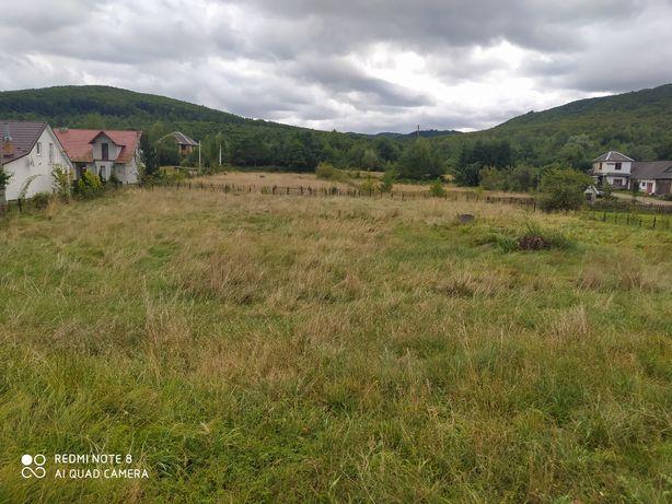Земельна ділянка під будівництво в смт Яблунів Косівського району.