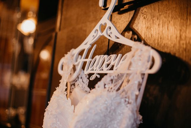 весільна вишукана сукня