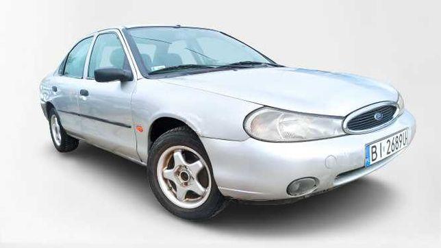 FORD Mondeo 1.8 benzyna, 1998r., alufelgi, opłaty, niski przebieg