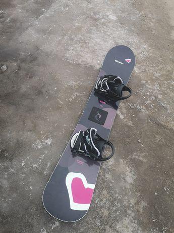 Deska snowboardowa 151