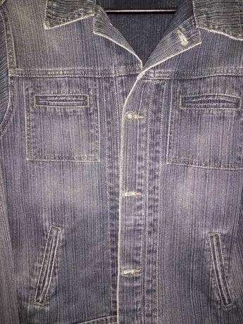 Джинсовая куртка подростковая