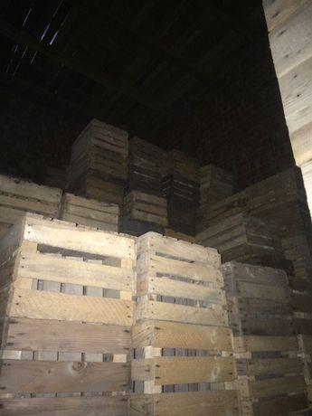 Ящики кубарики дерев'яні