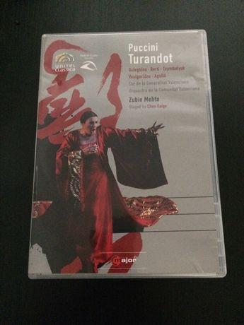 DVD Puccini Turandot