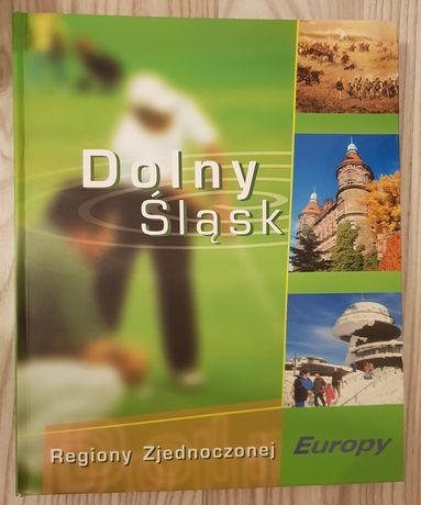 Książka Dolny Śląsk