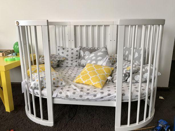 Кроватка - трансформер INGVART SMART BED 9-в-1