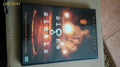 DVD Signs Sinais Filme Mel Gibson M. Night Shyamalan Joaquin Phoenix