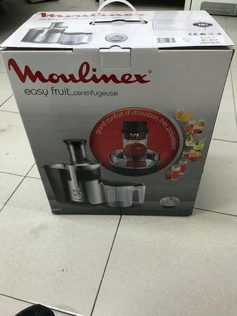 Centrifugadora Moulinex Easy Fruit Metal