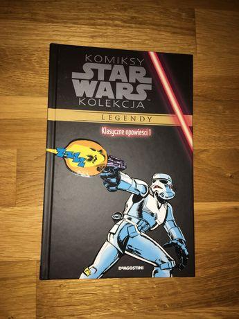 Komiksy Star Wars Kolekcja: Legendy; klasyczne opowieści 1