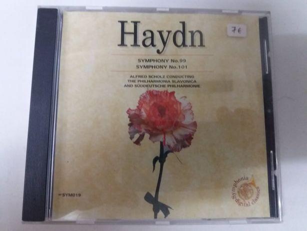 Symphony no. 99/Symphony no. 101, Joseph Haydn