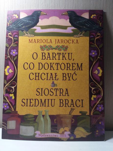 Książki dla dzieci Marioli Jarocka
