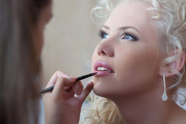 Визажист Бровары Киев. Вечерний свадебный макияж визаж и прическа