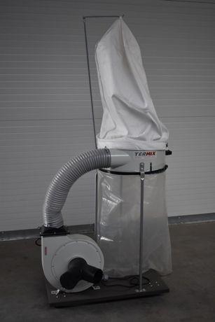 Odciąg do trocin pyłu odpylacz wyciąg 2480 m3/h