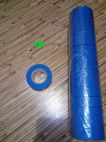 Изолента синяя 15 м