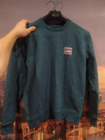 Patagonia Men's Shop Sticker Patch Uprisal Crew Sweatshirt bluza