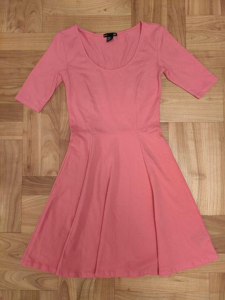 Różowa sukienka H&M HM rozmiar XS 34 nowa